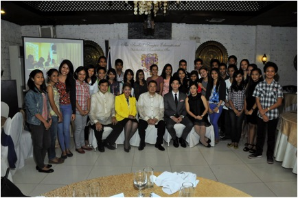 Presentation Of Visayas Scholars
